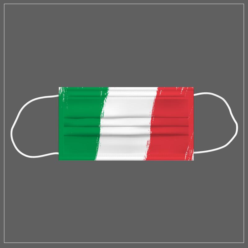 Mascherina Riutilizzabile Lavabile ITALIA
