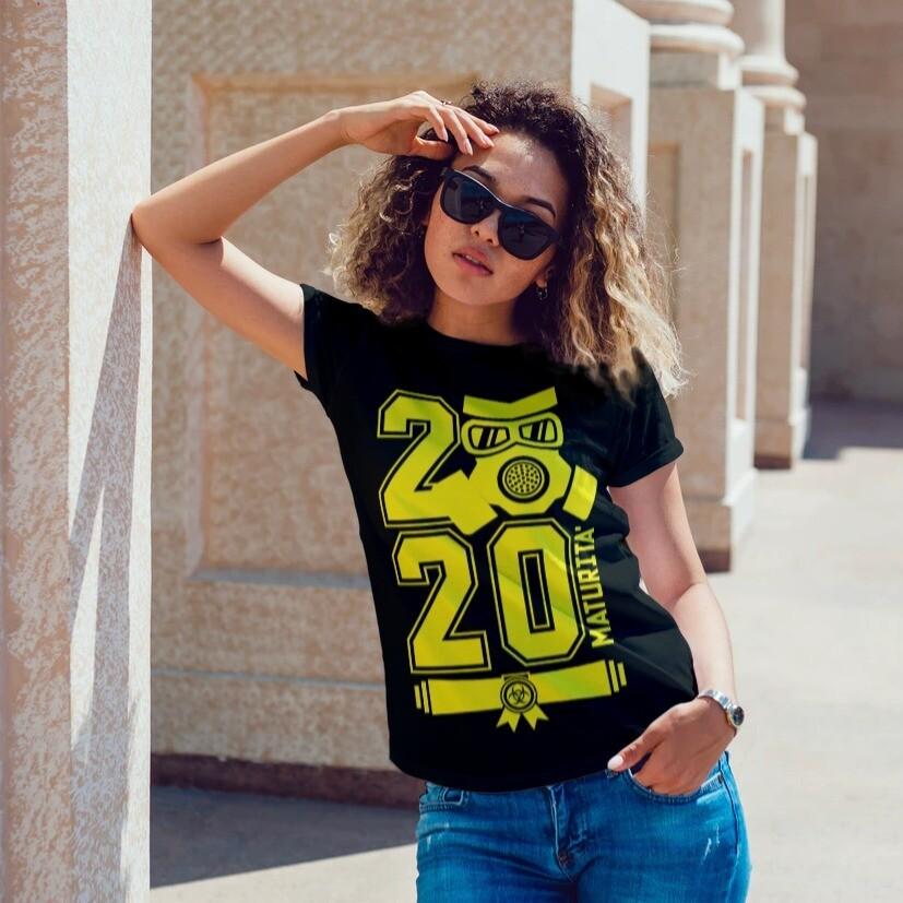 Tshirt Donna MATURA2020