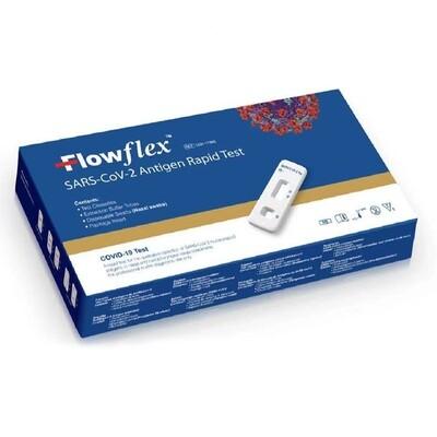 Test tampone rapido FLOWFLEX SARS-COV-2 ANTIGEN RAPID TEST L031-11845 singolo monouso