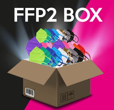 FFP2 Mascherine box 100 pz - Offerta Risparmio