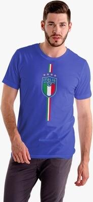 T-SHIRT UNISEX ITALIA CAMPIONI EURO2020 ver.1