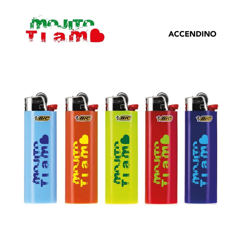 Kit 5 Accendini Mojito ti amo