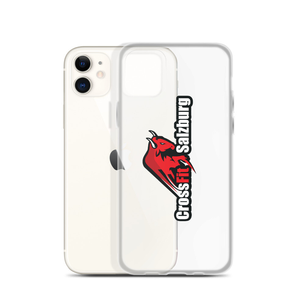 CrossFit Salzburg iPhone Case (7-11 Pro)