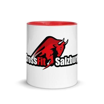 CrossFit Salzburg Mug with Color Inside