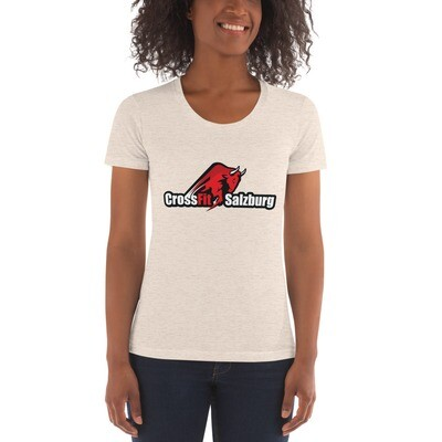 CrossFit Salzburg Women's Crew Neck T-shirt