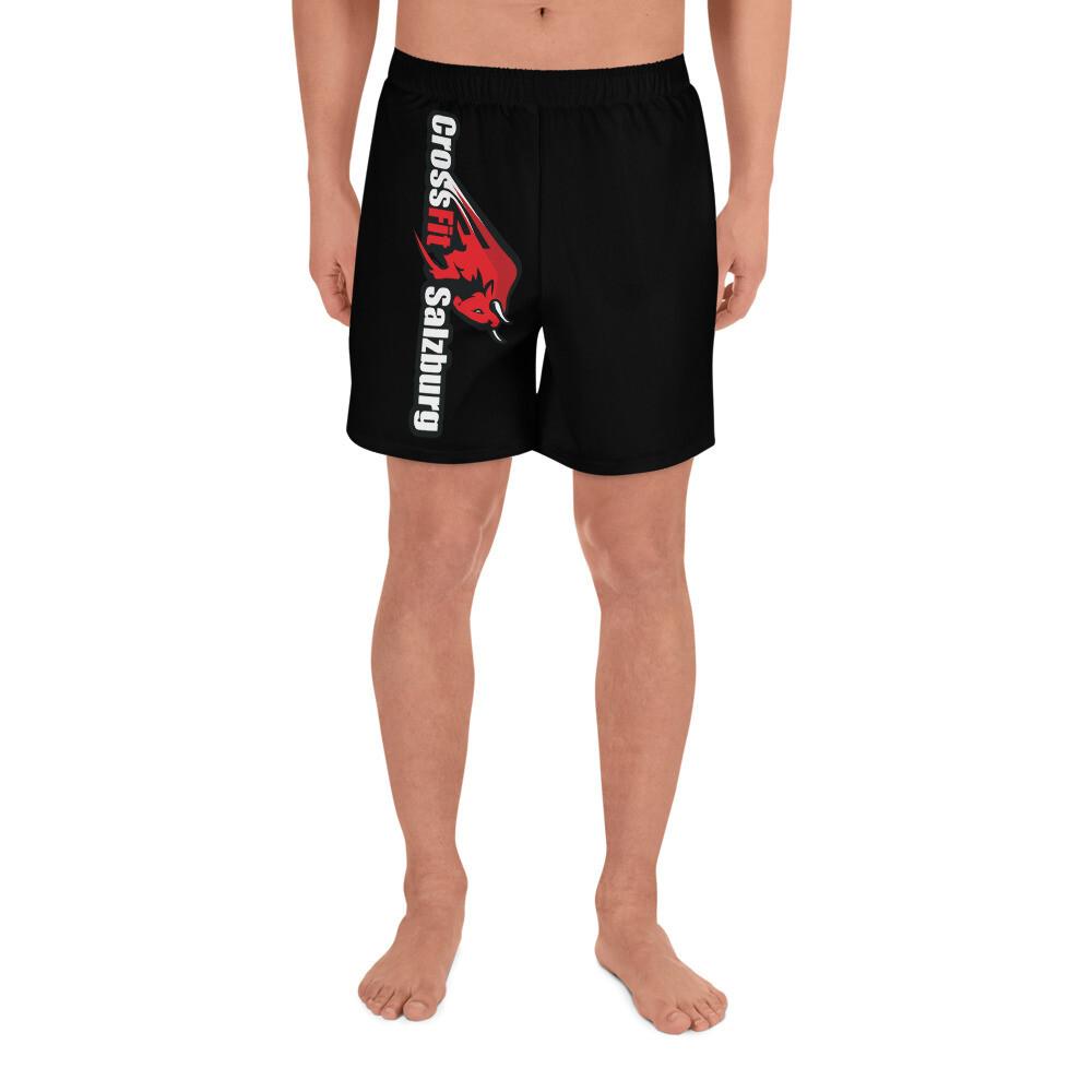 CrossFit Salzburg Men's Athletic Long Shorts