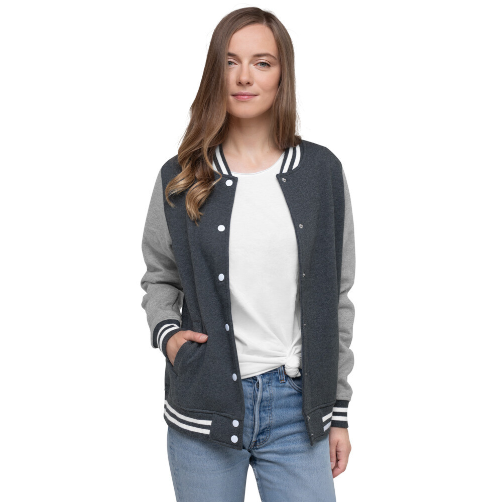 CrossFit Salzburg Women's Letterman Jacket