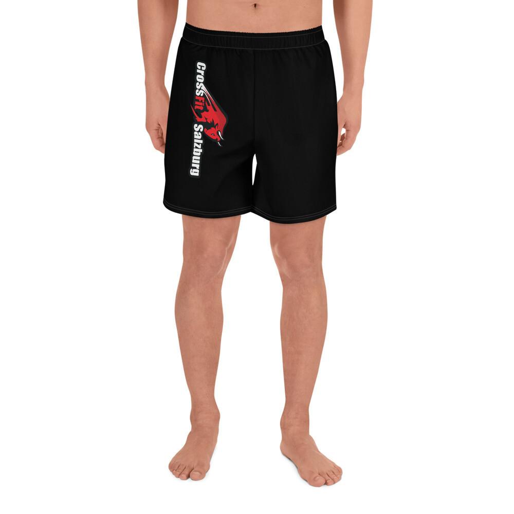 CrossFit Salzburg Men's Athletic Long Shorts Black