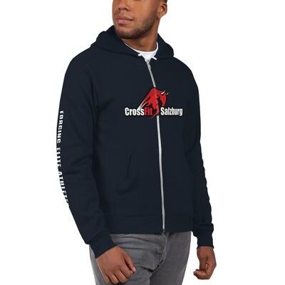 CrossFit Salzburg Zip Hoodie sweater