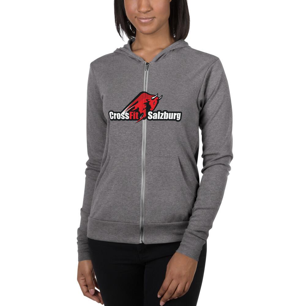 CrossFit Salzburg Women zip hoodie