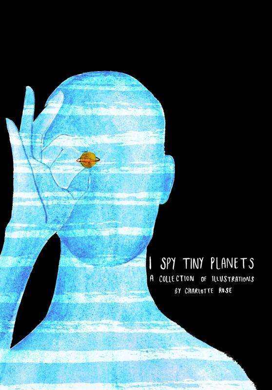 I Spy Tiny Planets zine