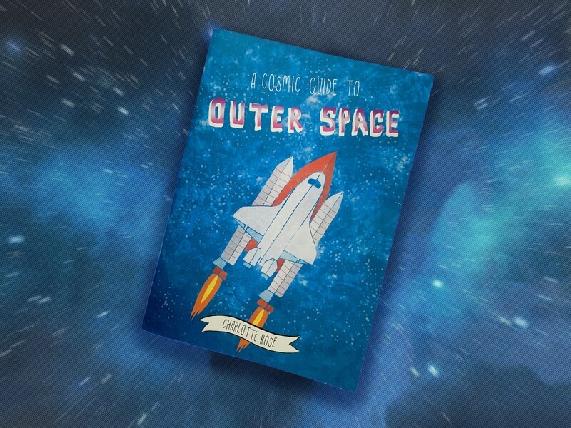 A Cosmic Guide to Outer Space - Zine