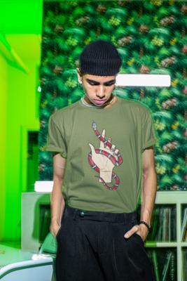 Milk Snake Short-Sleeve Unisex T-Shirt