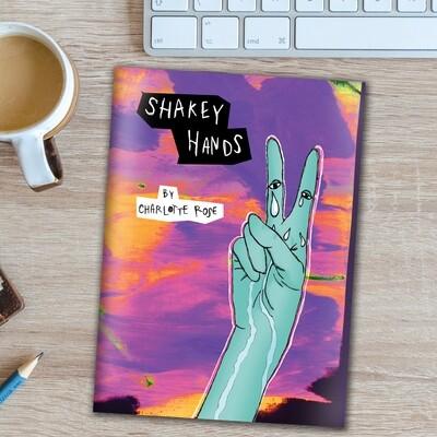 Shakey Hands Zine