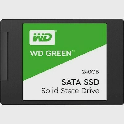ТВЕРДОТЕЛЬНЫЙ НАКОПИТЕЛЬ SSD WESTERN DIGITAL GREEN 2.5