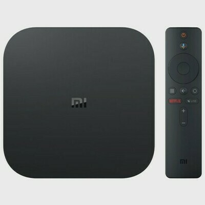 ТВ-ПРИСТАВКА XIAOMI MI TV BOX S International Version