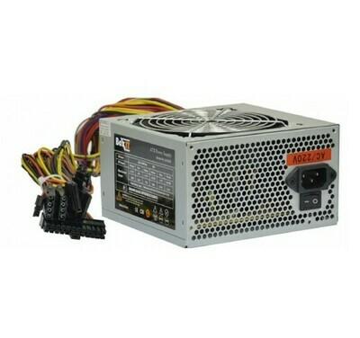 Блок питания ATX BoxIT S450W 120mm fan