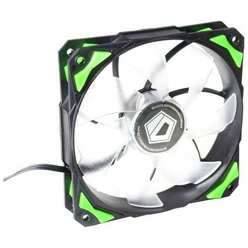 Вентилятор для корпуса ID-COOLING PL-12025-Green