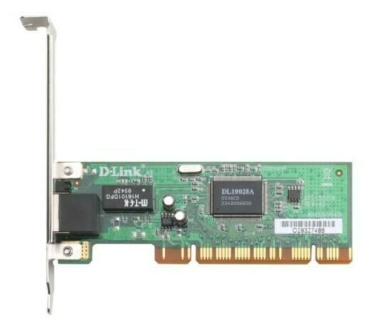 АДАПТЕР D-LINK DFE-520TX 10/100MBPS PCI