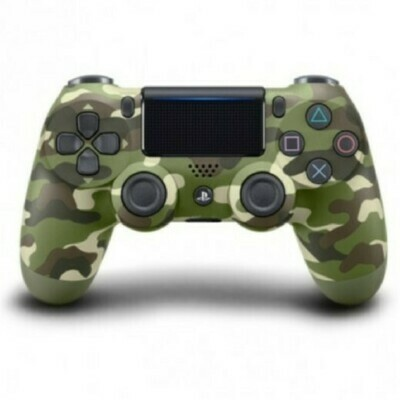 PlayStation Dualshock 4 V2 Green Cammo (9895152)