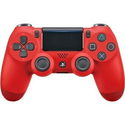 Джойстик беспроводной Sony DualShock 4 V2 для Sony PS4 (red)