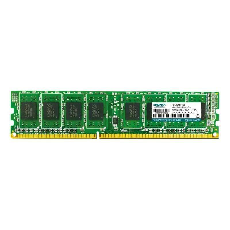 Модуль памяти для компьютера DDR3 4Gb 1600MHz Kingmax KM-LD3-1600-4GS RTL PC3-12800 DIMM 240-pin