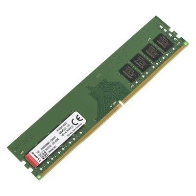 Оперативная память Kingston DDR4-2666 8192MB PC4-21300 (KVR26N19S8/8)