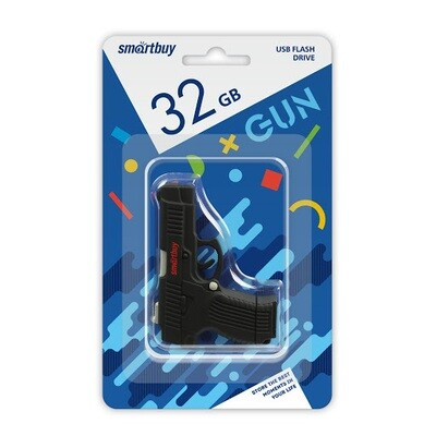Флеш-драйв Smart Buy USB 32GB Wild series Пистолет