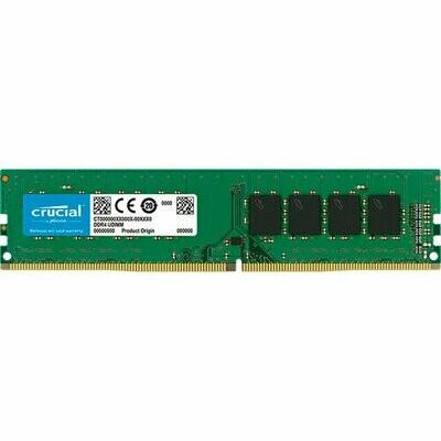Модуль памяти CRUCIAL CT4G4DFS8266 DDR4 - 4ГБ 2666, DIMM, Ret