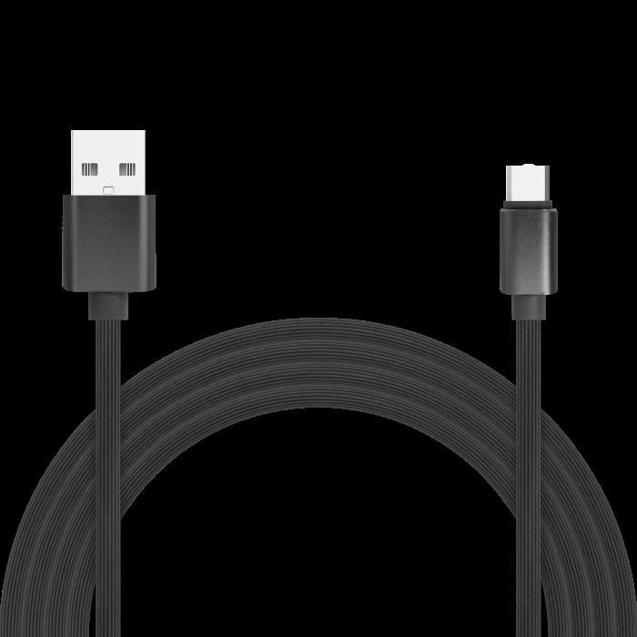 Кабель USB 2.0 A -> Type C Jet.A JA-DC34 1м
