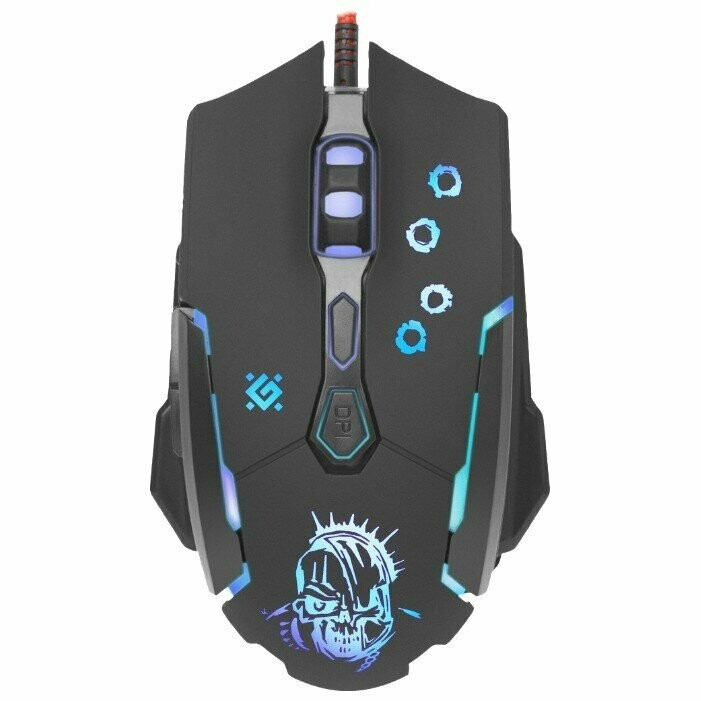 Мышь Defender Killer GM-170L USB Black