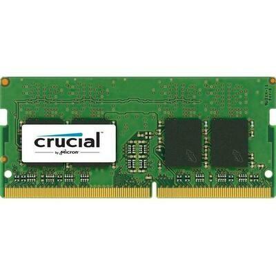 Оперативная память Crucial SODIMM DDR4-2400 16384MB PC4-19200