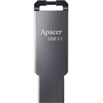 Флеш накопитель Apacer 16GB AH360 Ashy Gen1 (AP16GAH360A-1)