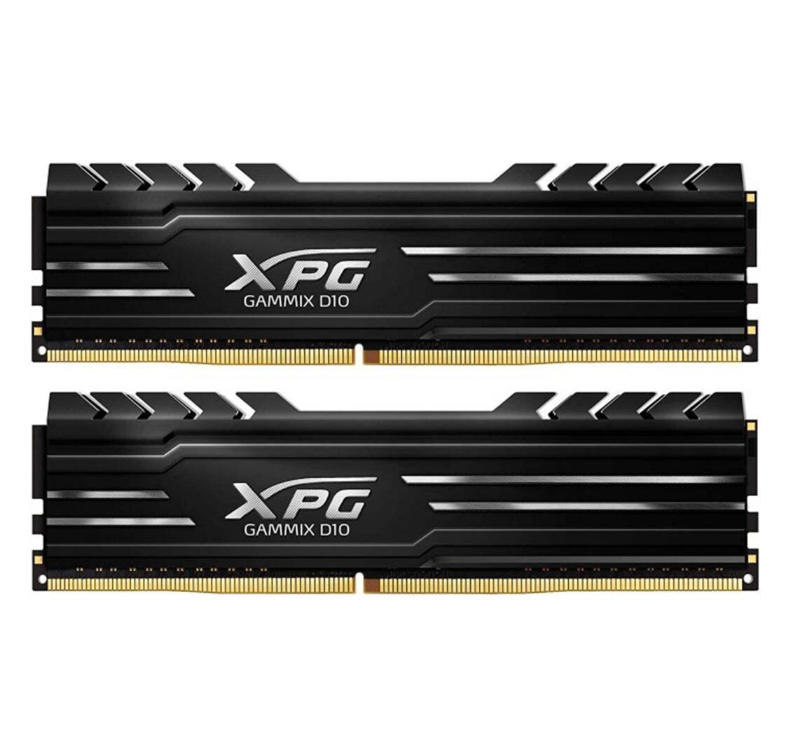 Оперативная память A-Data XPG Gammix D10 [AX4U300038G16A-DB10] 16 ГБ