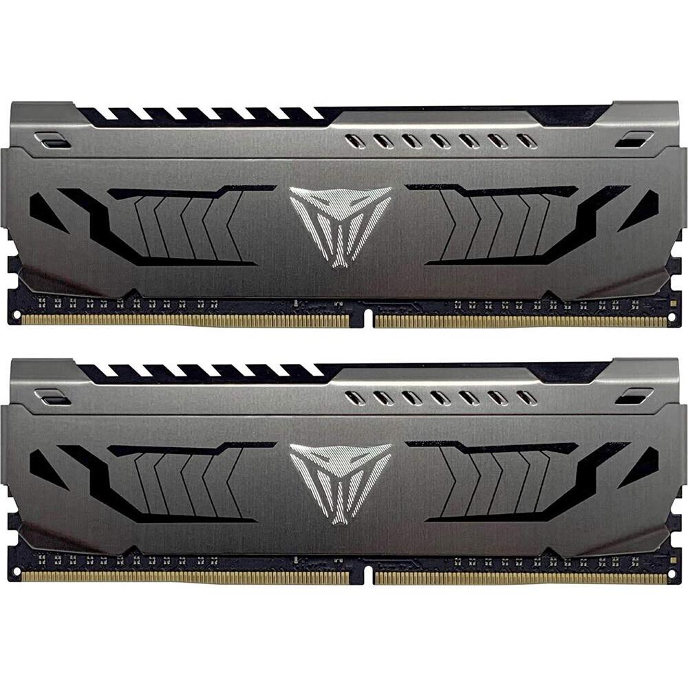 Модуль памяти PATRIOT Viper Steel PVS416G320C6K DDR4 - 2x 8ГБ 3200, DIMM, Ret