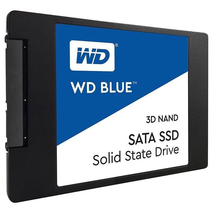"""SSD WD Blue 1TB 2.5"""" SATA (WDS100T2B0A)"""