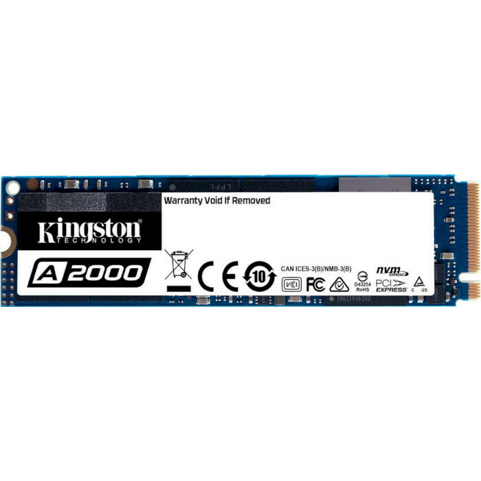 SSD KINGSTON A2000 250GB M.2 NVMe (SA2000M8/250G)