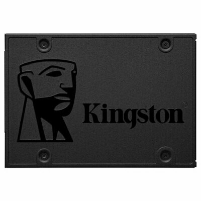 SSD KINGSTON SATA III 480GB A400 2.5''
