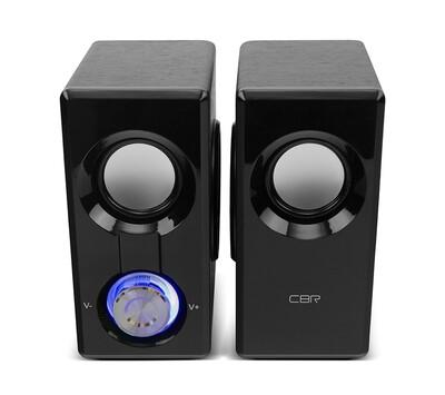 Колонки CBR CMS-504 Black