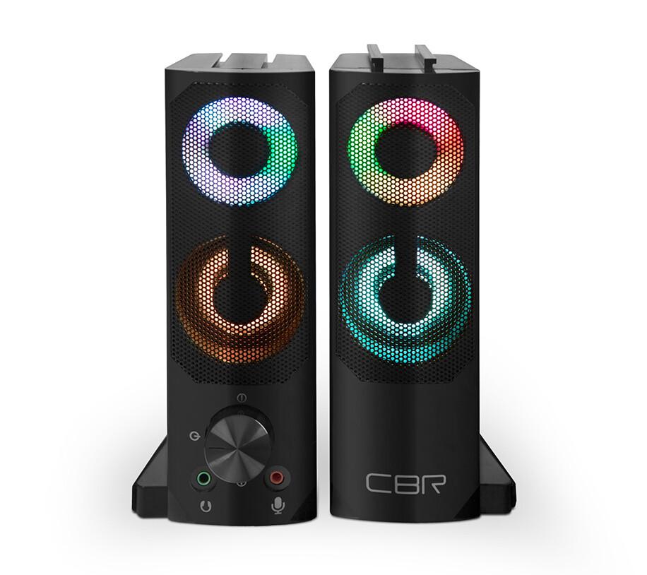 Акустическая система 2.0 CBR CMS 514L