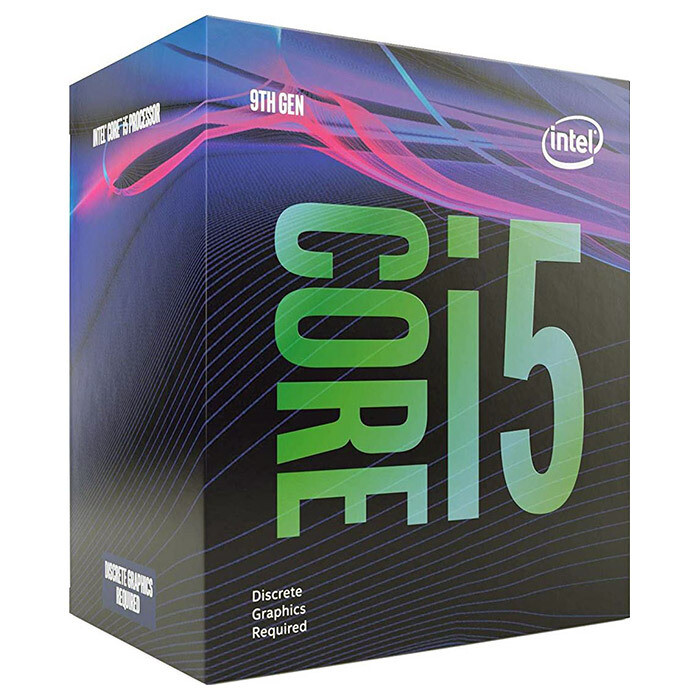 Процессор INTEL Core i5 9400F (2.9 - 4.1 Ghz) BOX