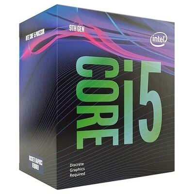 Процессор INTEL Core i5 9400F (2.9 - 4.1 Ghz) BOX
