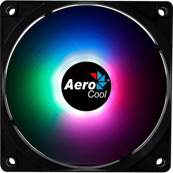 Вентилятор AEROCOOL Frost 12 PWM RGB