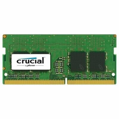 Оперативная память SODIMM Crucial [CT8G4SFS824A] 8 ГБ