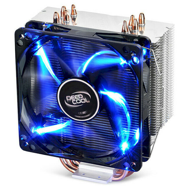 Кулер для процессора DEEPCOOL Gammaxx 400 Blue