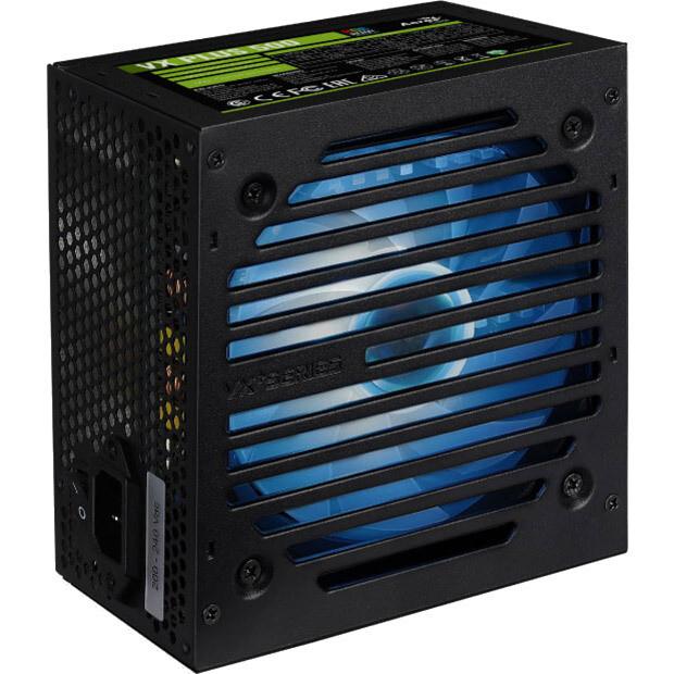 Блок питания 500W AEROCOOL VX Plus 500 RGB