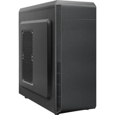 Корпус BoxIT 4605BB Midi-Tower , Блок питания: 450 Вт, черный
