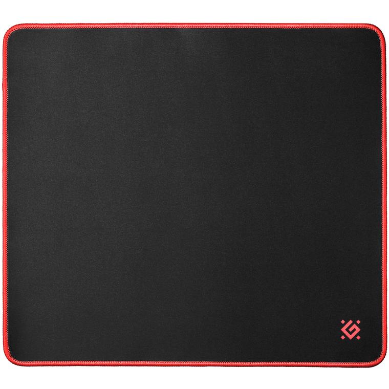 Коврик для мыши Defender Black XXL 400x355x3 мм, ткань+резина
