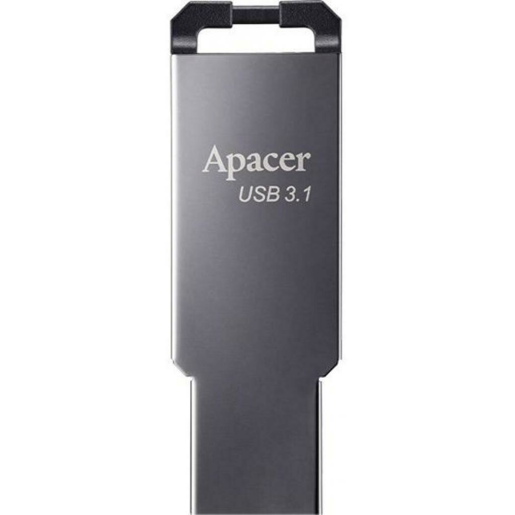Флеш-драйв Apacer AH360 32GB USB 3.1 Ashy