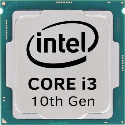 Процессор Intel Core i3-10100F OEM